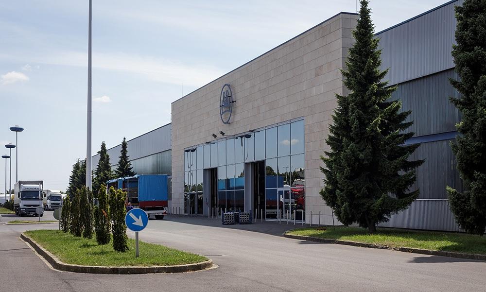 BPW Hungária Kft., Szombathely
